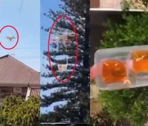 VIDEO: આવા લોકોને તમે કેમ પહોંચો? લોકડાઉન હતું તો ડ્રોનથી બાજુમાં દારૂ મોકલી પાર્ટી કરી!
