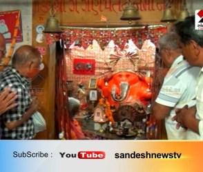 ખુબજ પ્રખ્યાત જામનગરમાં બિરાજમાન સિદ્ધિવિનાયક દેવના કરીએ દર્શન, Video