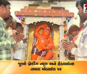 તમામ કષ્ટો હરનાર પવનપુત્ર વાસણીયા હનુમાનજીના કરીએ દર્શન, Video
