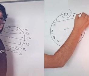 ઘડિયાળમાં છુપાયેલ આંકડાકીય રહસ્ય તમને ખબર છે? આ અદ્ભુત Video જોઈ આશ્ચર્ય થશે