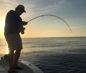 માછલી પકડવા કાંટો ફેંક્યો પણ જે સામે આવ્યું તે જોઈને હ્યદય ધબકારો ચુકી જશે, Video