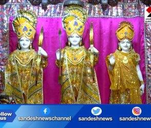 દર્શન કરો અમદાવાદના વસ્ત્રાલમાં આવેલ શ્રી રામ મર્યાદા પુરષોત્તમ મંદિરના, Video