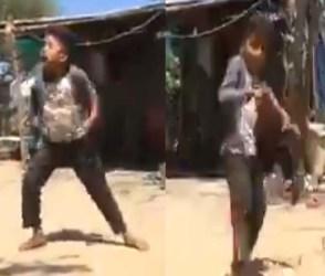 Video: નાના છોકરાનું અદ્ભુત ડાન્સિંગ ટેલેન્ટ જોઈ ડાન્સના ધુરંધરોનો પણ પરસેવો છૂટી જશે