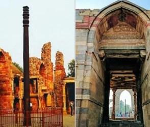 દિલ્હીના 1600 વર્ષ જૂના લોખંડના સ્તંભનું રહસ્ય, તેના પર લખાયેલા સંસ્કૃત લેખને લઇ અનેક તર્ક વિતર્ક