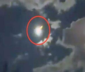 આકાશમાંથી અચાનક ખરી પડ્યો ઉલ્કાપિંડ, જોનારાઓ જોતાજ રહ્યા નજારો, Video