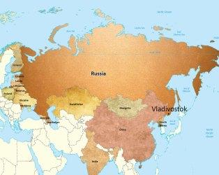 રશિયા અને ચીન વચ્ચે ભયંકર યુદ્ધ મંડાણ, આખે આખુ શહેર જ બન્યું 'એટમ બોમ્બ'