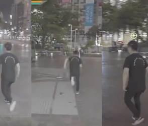 વીડિયો ગેમને રિયલ લાઈફમાં ફેરવી આ શખ્સે સૌને ચોંકાવ્યા, VIDEO જોઈને જોનારા વિચારે ચડ્યાં!