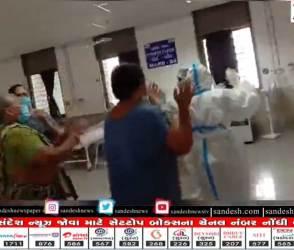 હોસ્પિટલની ખરાબ છબીને તોડનાર આ વીડિયો ખૂબ વાયરલ થયો, સિવિલ હોસ્પિટલનો સ્ટાફ દર્દી સાથે…