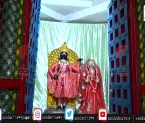 500 વર્ષ પૌરાણિક છે આ મંદિર, શ્રીનાથજીની વિશ્વની સૌથી મોટી મુર્તિના કરો દર્શન
