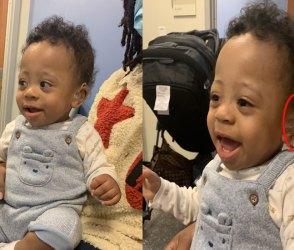 VIDEO: બાળક બિમારી પછી જીવનમાં પહેલી વખત સાંભળતો થયો, ચહેરાની ખુશી જોઈ આંખમા આંસુ આવી જશે