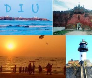 ગુજરાતની ફરવા માટેની બેસ્ટ જગ્યા એટલે દિવ, શાંત, સુંદર અને કુદરતી પ્રકૃતિ