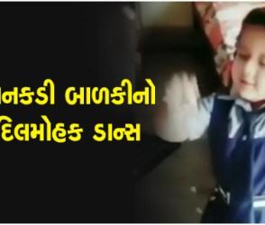 આ નાની બાળકીનો ક્યુટ ડાન્સ તમારુ દિલ જીતી લેશે, જોરદાર છે તેના નખરા અને સ્ટાઈલ, જુઓ VIDEO