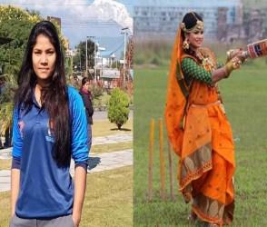 આ મહિલા ક્રિકેટરે અનોખા જ અંદાજમાં કરાવ્યું વેડિંગ ફોટોશૂટ, Photos ધડાધડ વાયરલ થયા