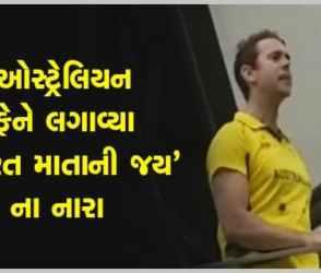 ટીમ ઇન્ડિયાની જીત બાદ ગ્રાઉન્ડ પર જ ઓસ્ટ્રેલિયન ફેને કહ્યું – 'ભારત માતા કી જય', વીડિયો વાયરલ