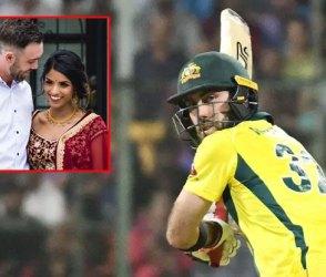 'ઇન્ડિયન ગર્લ' સાથે સગાઇ કરનાર ઓસ્ટ્રેલિયન ક્રિકેટરે સગાઇની એનિવર્સરી ઉજવી Pics
