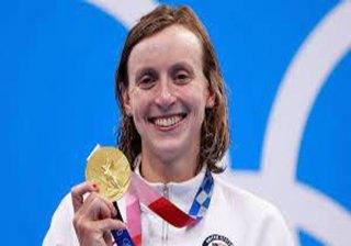 લેડેસ્કીને 1500 મીટર ફ્રી-સ્ટાઇલનો  ગોલ્ડ, 'ર્ટિમનેટર' ટિટમસે રેકોર્ડ નોંધાવ્યો
