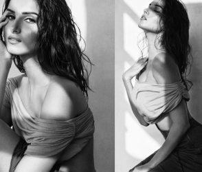 PHOTOS : હોટ અભિનેત્રી તારા સુતરિયાએ એકદમ બોલ્ડ અને ગ્લેમરસ ફોટો શેર કરતા ધમાલ મચી ગઈ
