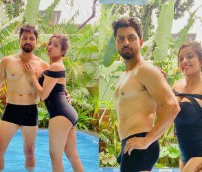 મોનાલિસાએ પતિ સાથે પૂલ કિનારે કરાવ્યું Hot Photoshoot, તસવીરો જોઈને ચાહકો ભાન ભૂલી ગયા