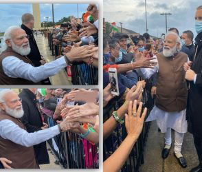 અમેરિકામાં સર્વત્ર મોદી-મોદી, PM પણ એકદમ ગુજરાતી અંદાજમાં મળ્યા લોકોને, જુઓ Photos