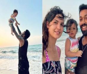 IPL 2021: હાર્દિક પંડ્યાની પત્ની અને દીકરા સાથેના Pics આવ્યા સામે, આ રીતે કર્યો એન્જોય
