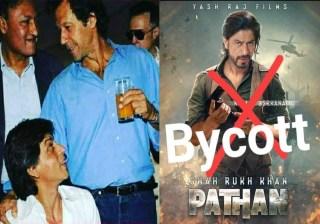 શાહરૂખાનની મુશ્કેલી વધી!!! ફિલ્મ ફ્લોપ કરવાની મળી ધમકી, ટ્રેન્ડ થયું #BoycottShahRukhKhan
