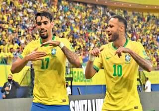 બ્રાઝિલે ઉરુગ્વેને 4-1થી હરાવ્યું, મેસ્સીની આર્જેન્ટિનાએ પેરુ સામે 1-0થી વિજય મેળવ્યો