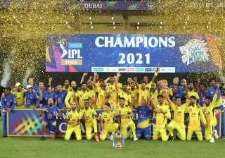 IPL T20 FINAL: 'થાલા ધોની'ની CSK ટીમે કોલકાતાનું સ્વપ્ન ચકનાચૂર કર્યું