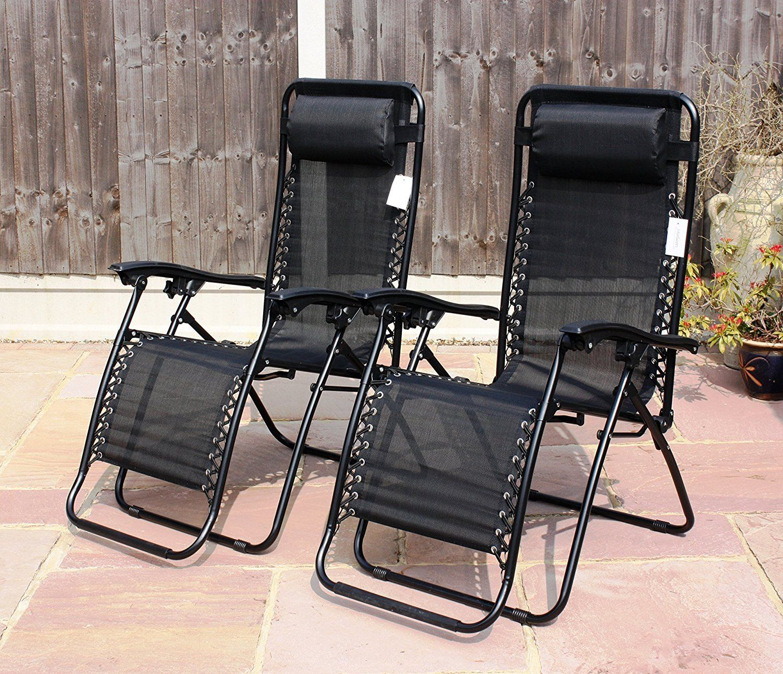 zero gravity office chair uk duncan phyfe chairs folding sun lounger garden bed