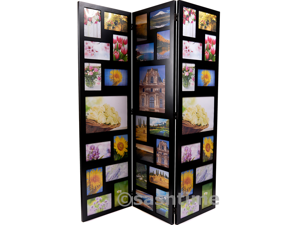 3 Fold 39 Aperture Photo Picture Photographs Multi Frame