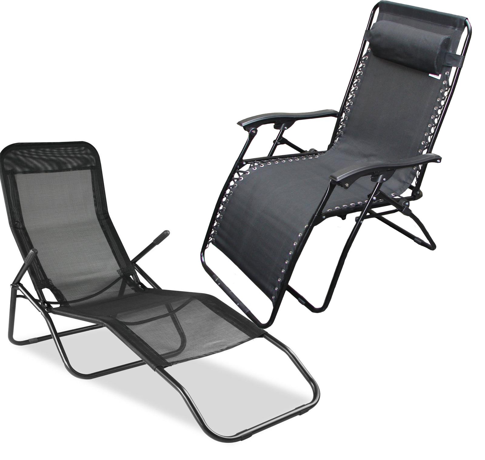 reclining deck chair asda calloway 1 2 recliner folding gravity sun lounger garden bed