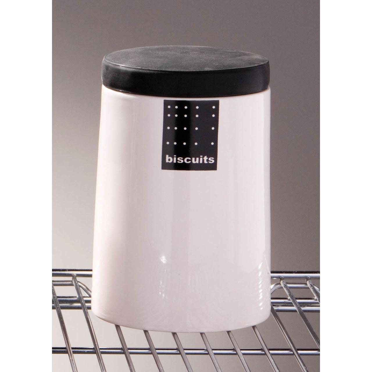 kitchen canisters ceramic pottery barn kitchens tag black white storage jars set