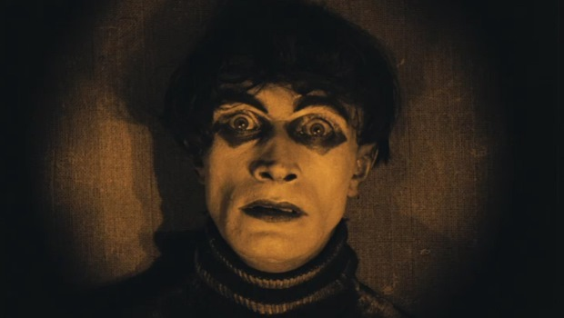 Grok Perform Live Soundtrack to The Cabinet Of Dr. Caligari