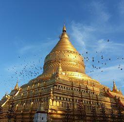 Rondreis Birma / Myanmar Hoogtepunten