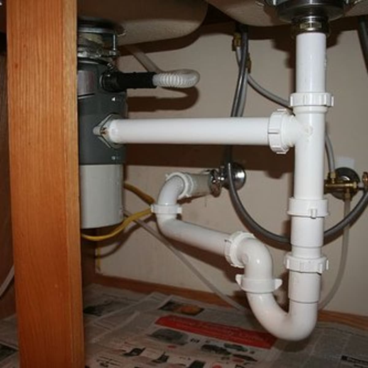 cleaning sink pipes how to clean
