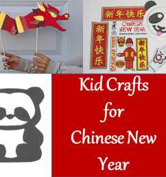 Kid Crafts for Chinese New Year: Quick and Easy Printables and Projects for  Lunar New Year - Holidappy - Celebrations [ 1200 x 1200 Pixel ]