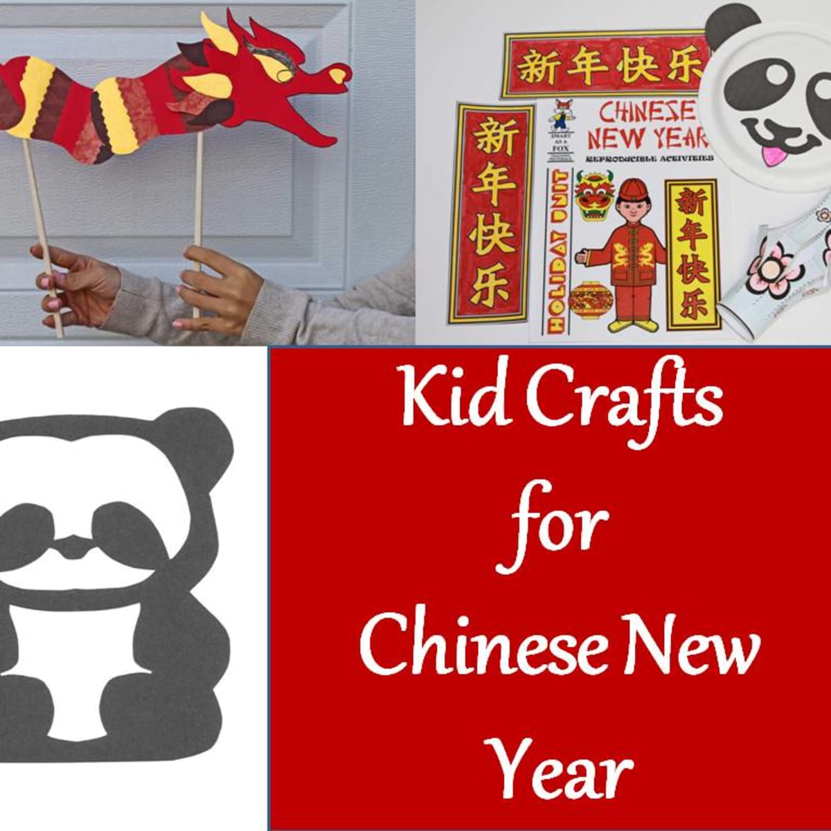 hight resolution of Kid Crafts for Chinese New Year: Quick and Easy Printables and Projects for  Lunar New Year - Holidappy - Celebrations