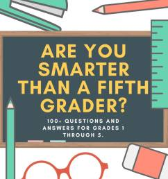 Are You Smarter Than a 5th Grader Quiz: Questions and Answers - WeHaveKids  - Family [ 1200 x 1200 Pixel ]