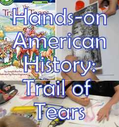 Andrew Jackson and Trail of Tears Lesson for Kids - HubPages [ 1200 x 1200 Pixel ]