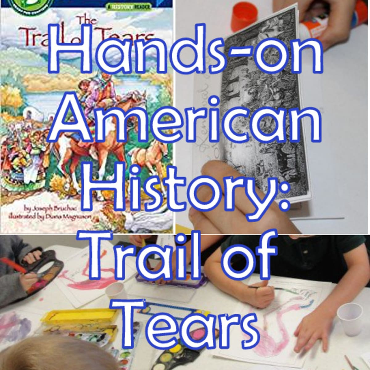 hight resolution of Andrew Jackson and Trail of Tears Lesson for Kids - HubPages