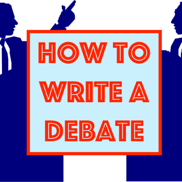 How to Write a Debate - Owlcation