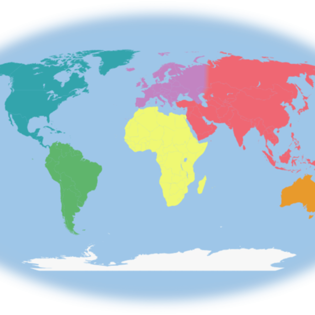 hight resolution of Introduction to Continents and Countries for Preschool and Kindergarten -  WeHaveKids - Family