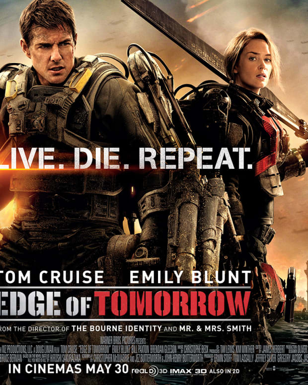 Film Comme Edge Of Tomorrow : comme, tomorrow, Engrossing, Movies, Runner, That'll, Guessing, ReelRundown, Entertainment