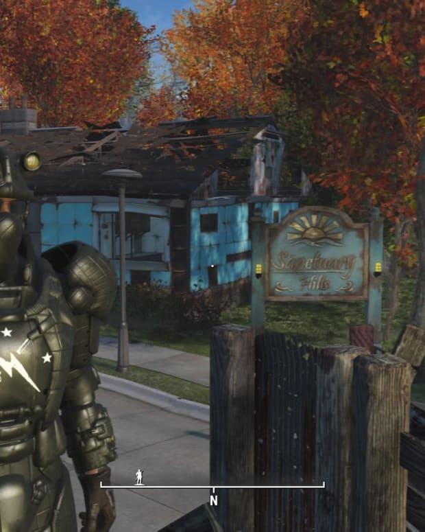 Fallout 4 Home Plate : fallout, plate, Fallout, Perfect, Vanilla, LevelSkip, Video, Games