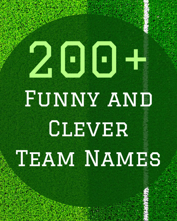 Funny Team Names For Hockey Pools : funny, names, hockey, pools, Funny, Clever, Fantasy, Hockey, Names, HowTheyPlay, Sports