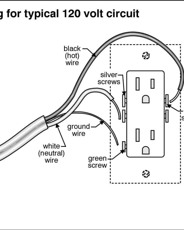 Adding Electrical Outlets: How to Wire a New Outlet to an
