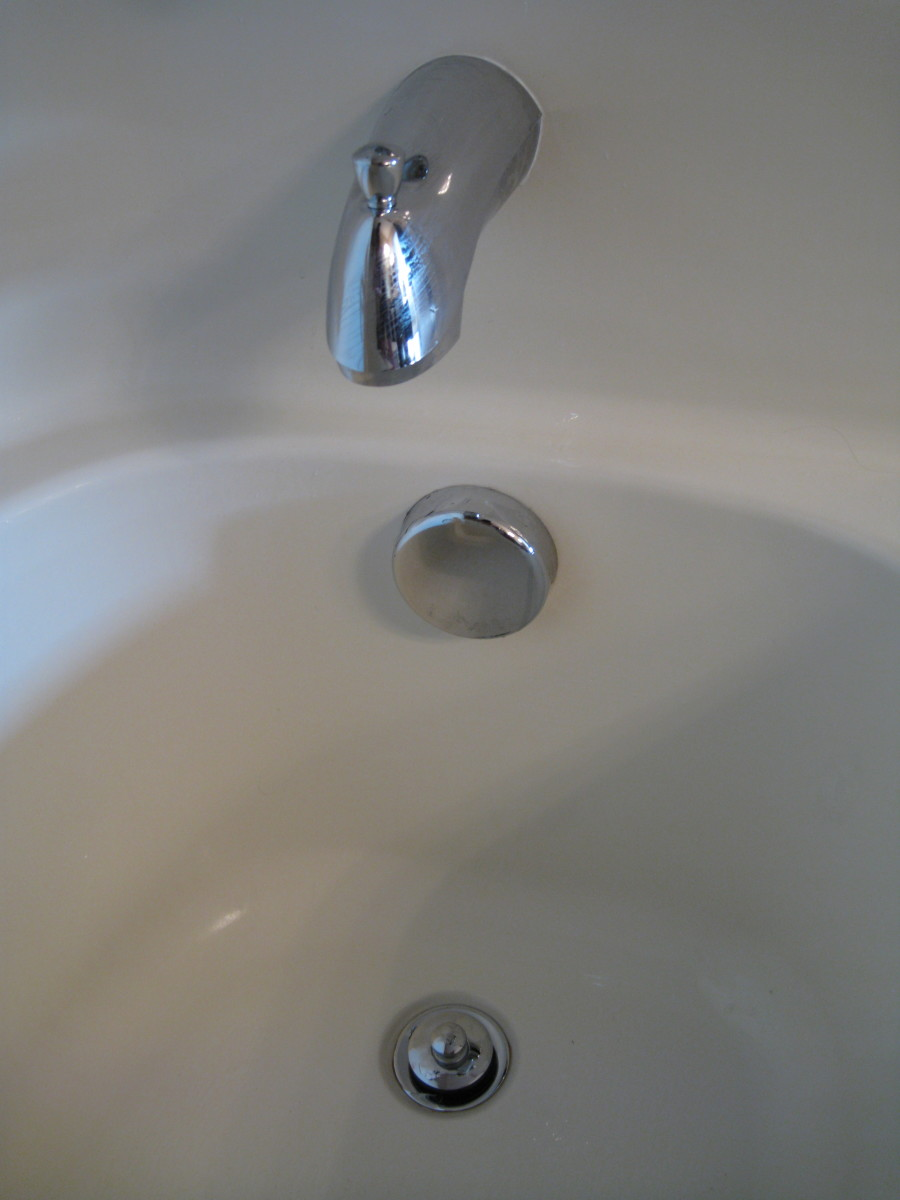 bathtub drain stopper