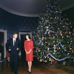 White House Christmas Trees Special Themes Selected By The First Lady Holidappy Celebrations