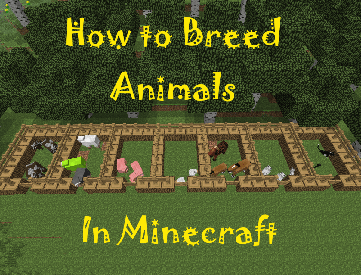 How To Breed Animals In Minecraft Levelskip Video Games