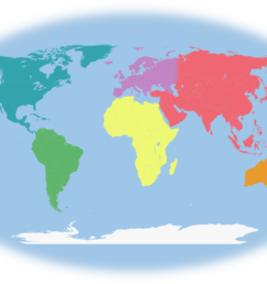 Introduction to Continents and Countries for Preschool and Kindergarten -  WeHaveKids - Family [ 740 x 1200 Pixel ]