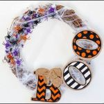 29 Best Halloween Wreaths To Make Feltmagnet Crafts